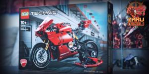 LEGO Technic #42107 Ducati Panigale V4 R