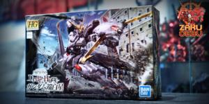 Bandai 1/144 HG ASW-G-35 Gundam Hajiroboshi #041