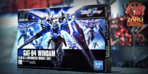 Bandai 1/144 HG GAT-04 Windam
