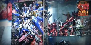 Bandai 1/100 MG ZGMF-X20A Strike Freedom Gundam