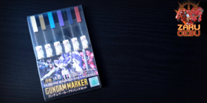 GSI Creos Gundam Marker Advanced Set (6 Markers)