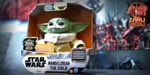 Hasbro Star Wars The Mandalorian The Child Grogu Baby Yoda Animatronic Edition