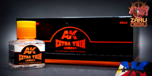 AK Interactive Extra Thin Cement – 40 mL