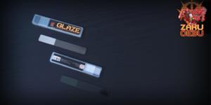 Zaku Cebu Zeessentials Glaze High Precision Polishing Nano Glass File (6000 Grit)