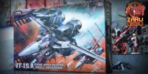 Hasegawa 1/48 Macross: VF-1S/A Strike/Super Valkyrie 'Skull Squadron'