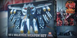 Hasegawa 1/48 Macross: VF-1 Valkyrie Weapon Set