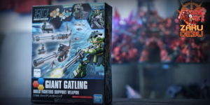 Bandai 1/144 HG BC Giant Gatling