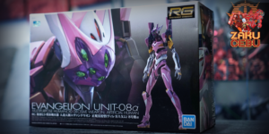 Bandai 1/240 Evangelion Genesis RG EVA-08a