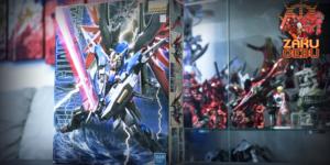 Bandai 1/100 MG ZGMF-X42S Destiny Gundam