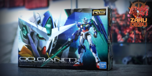 Bandai 1/144 RG GNT-0000 Qan[T] #21
