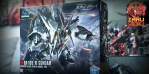 Bandai 1/144 HG UC RX-105 Ξ Xi Gundam #238