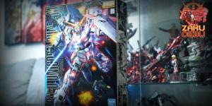 Bandai 1/100 MG RX-0 Unicorn Gundam (OVA)