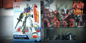 Bandai 1/144 EG Entry Grade RX-78-2 Gundam