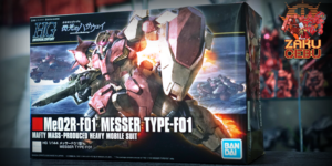 Bandai 1/144 HGUC Me20R-F01 Messer Type-F01 #233
