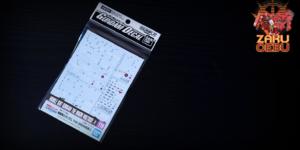 Bandai 1/144 Gundam Decal No. 119 Mobile Suit Gundam The Origin General Purchase 3 Waterslide Decals