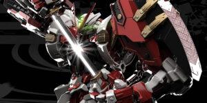 PRE ORDER: Bandai 1/100 HiRM Gundam Astray Red Frame Powered Red