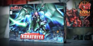 Bandai Super Deformed SD BB NZ-666 Kshatriya #367