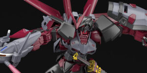 PRE ORDER: Premium Bandai 1/144 HG Gundam Breaker Battlogue HG Gundam Astray Red Frame Inversion